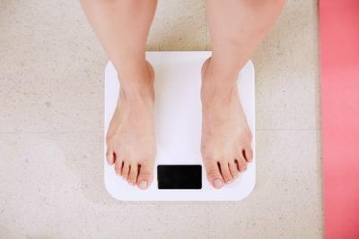 マラソンと体重の関係
