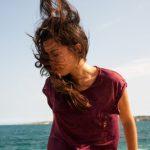 風の強さの影響